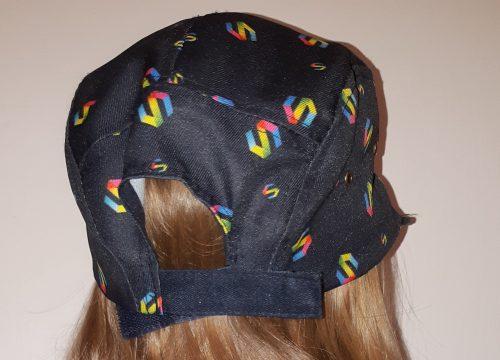 casquette dos
