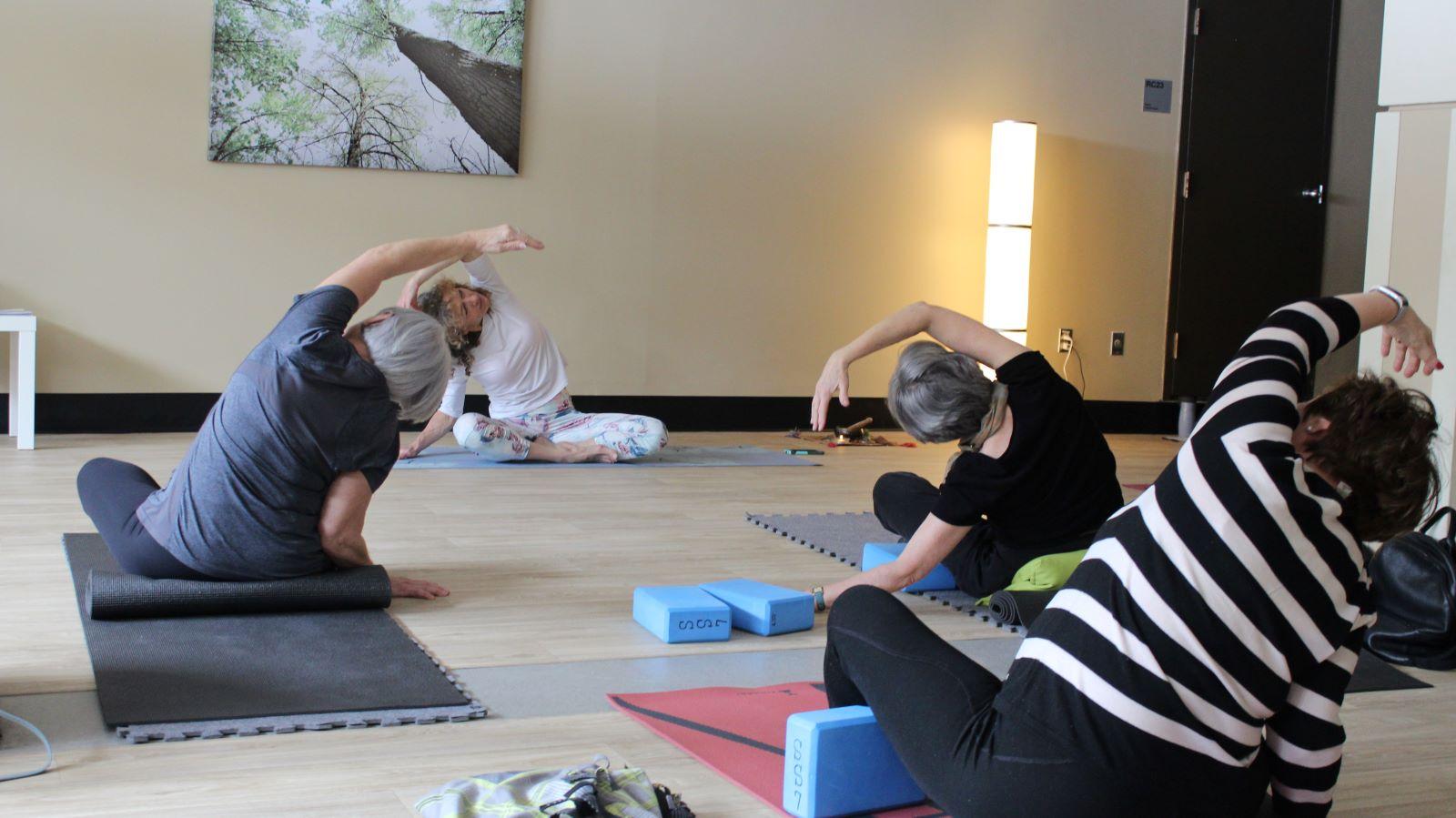 Cours de yoga somayog