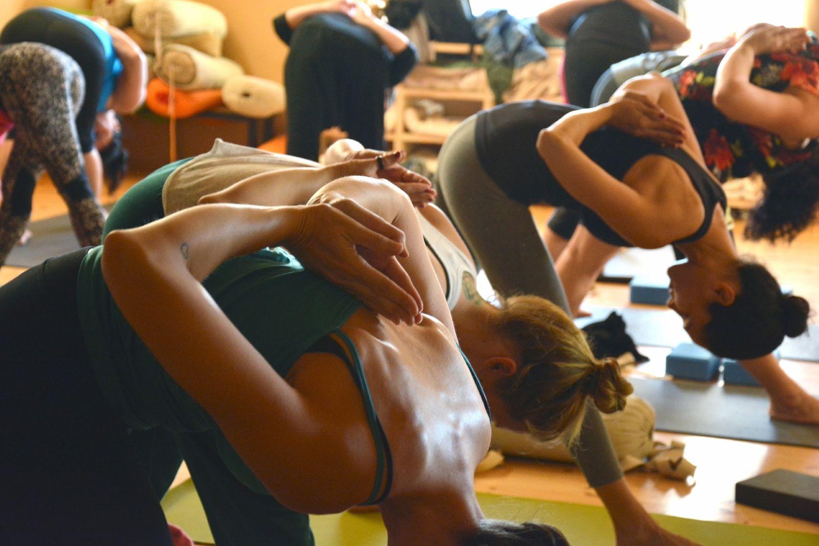 cours de buti yoga