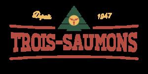 Logo du Camp Trois-Saumons
