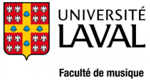 Logo de la Faculté de musique de l'Université Laval