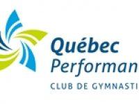 Logo de Québec performance - club de gymnastique