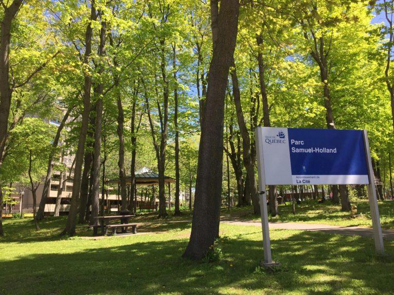 Parc Samuel-Holland